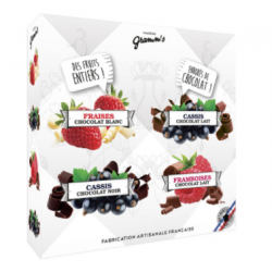 Mix fruits aux 3 chocolats